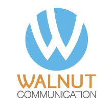 agence walnut communication Logo